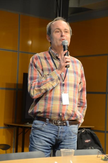 Pierre Ficheux sur Yocto (Open Wide)